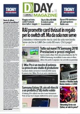 DDAY.it Magazine n.174 - Rai promette card Tivùsat