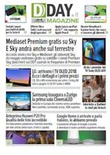 DDAY.it Magazine n.175 - Mediaset Premium su SKY, SKY su Digitale Terrestre