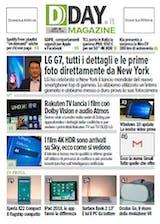 DDAY.it Magazine n.177 - Benvenuto LG G7