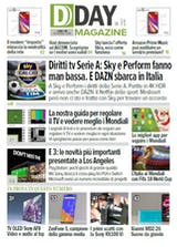 DDAY.it Magazine n.180 - Assegnati i diritti TV sulla Serie A