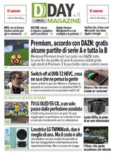 DDAY.it Magazine n.182 - Cosa ne sai di switch off?