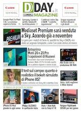 DDAY.it Magazine n.186 - Mediaset Premium venduta a Sky