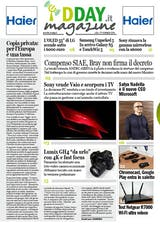 DDAY.it Magazine n.84 - Compenso SIAE, Sony e Microsoft protagonisti
