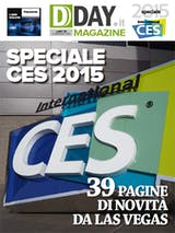 DDAY.it Magazine n.103: speciale CES 2015