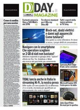 DDAY.it Magazine n.106: tra Tidal e tariffe telefoniche