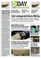 DDAY.it Magazine n.110: benvenuto Tim Sky