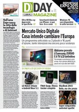 DDAY.it Magazine n.112: verso il Mercato Unico Digitale