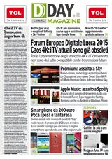 DDAY.it Magazine n.114: la TV del futuro