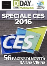DDAY.it Magazine n.124: speciale CES 2016