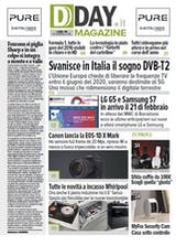 DDAY.it Magazine n.126: svanisce in Italia il sogno DVB-T2