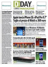 DDAY.it Magazine n.129: benvenuto iPhone SE