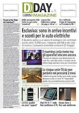 DDAY.it Magazine n.132: in arrivo incentivi sulle auto elettriche