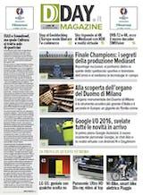 DDAY.it Magazine n.134: la produzione della Finale di Champions