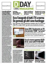 "DDAY.it Magazine n.138: l'anagrafe dei TV ""a norma"""