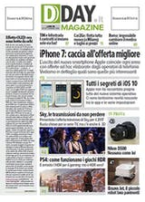 DDAY.it Magazine n.140: è arrivato iPhone 7