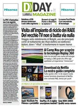 DDAY.it Magazine n.146, visita all'impianto di riciclo dei RAEE