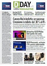 DDAY.it Magazine n.150 - OLED e il successo del Canone Rai