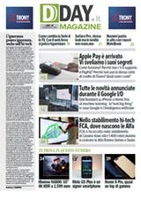 DDAY.it Magazine n.157 - Apple Pay e Google I/O
