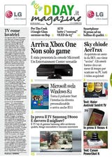 DDay Magazine n.71: ecco Xbox One