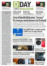 "DDAY.it Magazine n.161 - Carta d'Identità Elettronica ""lumaca"""