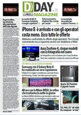 DDAY.it Magazine n.163 - iPhone 8 arriva in Italia