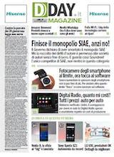 DDAY.it Magazine n.165 - Finisce il monopolio SIAE. Anzi, no!