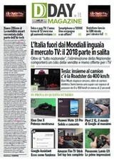 DDAY.it Magazine n.167 - Benvenuto DMOVE.it