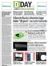 DDAY.it Magazine n.168 - Decreto fiscale è legge