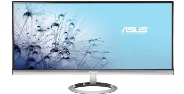 Monitor Asus: 21:9 con audio di qualità