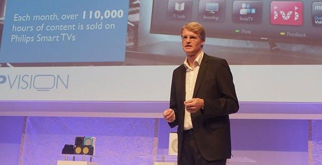 Intervista al CEO di TPVision: i TV Philips sono europei