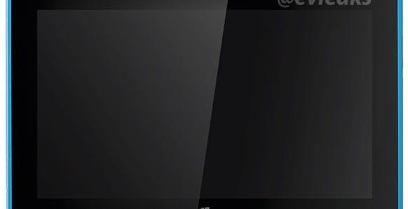 Lumia 2520, le immagini del tablet Nokia