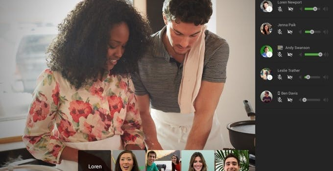 Google lancia Hangouts con gli SMS