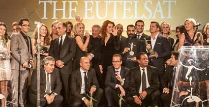 Eutelsat TV Awards 2013: tifiamo per i canali italiani