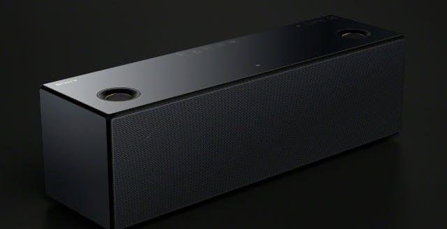 """Il diffusore """"HD"""" è firmato Sony"""