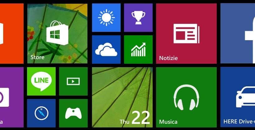 Windows Phone 8 1 In Prova Bello Facile E Completo Dday It