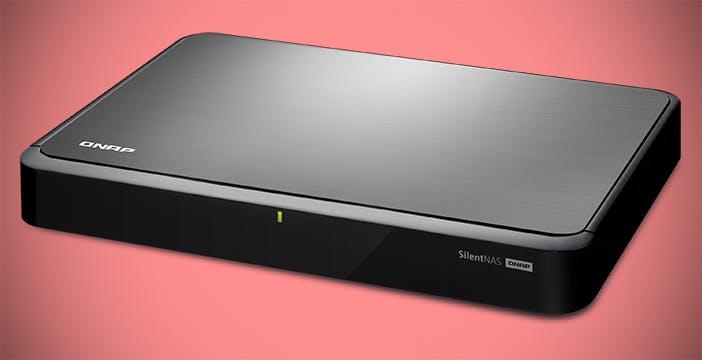 QNAP HS-251, il NAS con HDMI senza ventole