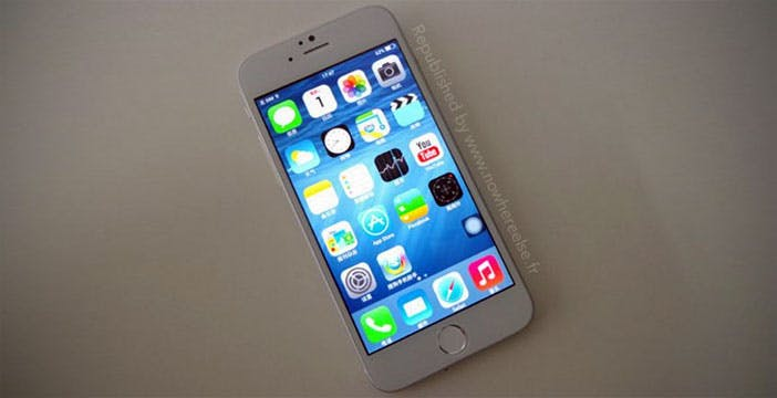 iPhone 6 è già in vendita in Cina!