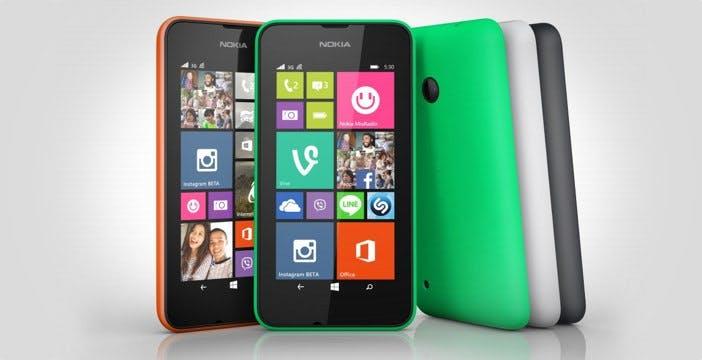 Lumia 530 è il Windows Phone da meno di 100 euro