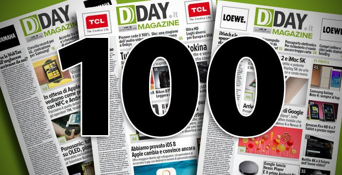 Editoriale: 100 numeri non bastano, DDAY.it serve ancora
