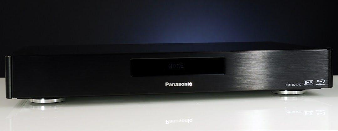 Panasonic DMP-BDT700, il lettore per chi crede ancora nel Blu-ray Disc