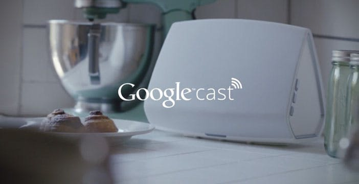 Google Cast attacca AirPlay nello streaming musicale