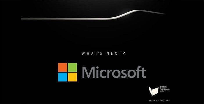 App Microsoft per il Galaxy S6, Office compreso