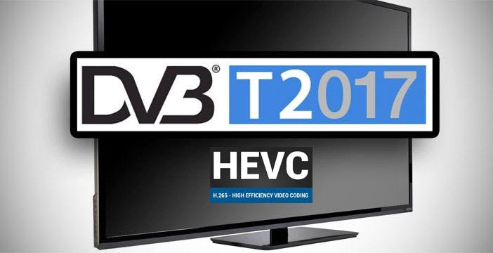 L'Italia ha deciso: dal 2017 scatta l'obbligo DVB-T2 e HEVC per TV e decoder