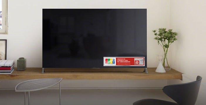 Bollino Platinum per le TV: ti spieghiamo cos'è