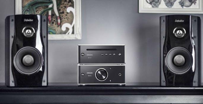 Denon DCD-50 è il lettore CD compatto di design