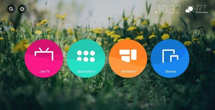 Firefox OS per TV si arricchisce di una nuova dashboard