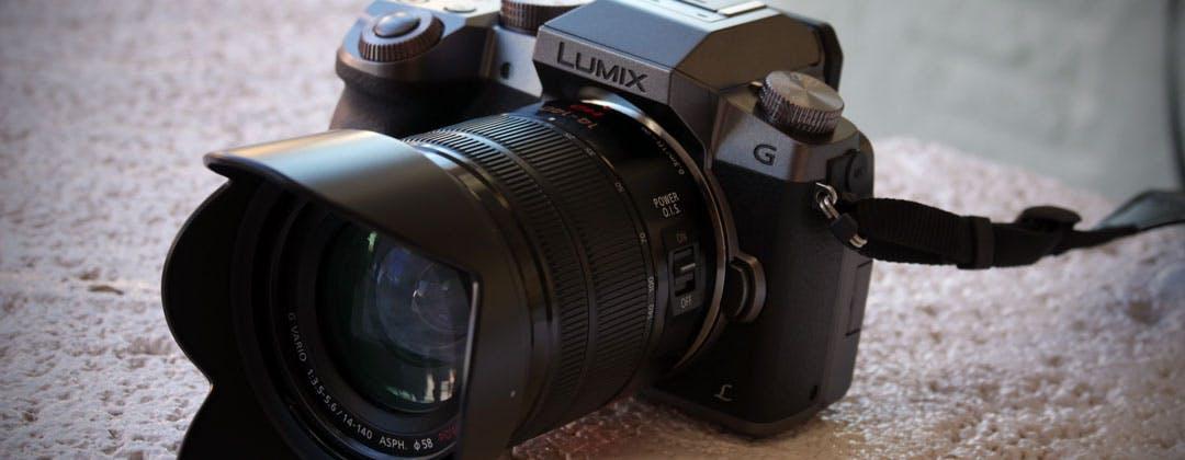 Anteprima Panasonic Lumix G7: foto e video 4K con qualità pazzesca