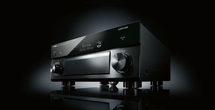 Yamaha Aventage, Dolby Atmos e dts:x solo sui top di gamma