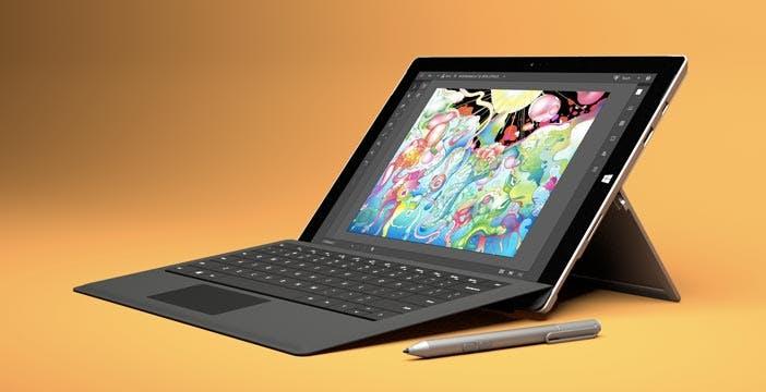 Microsoft sconta Surface Pro 3 fino a 150 euro per combattere il super dollaro