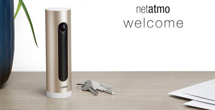 Questa videocamera ti riconosce quando entri in casa. Da oggi in Italia